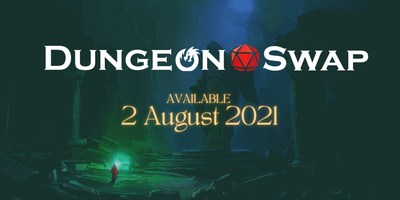 DungeonSwap: el primer juego de RPG basado en la cadena inteligente de Binance (PRNewsfoto/DungeonSwap)